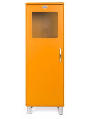 Tenzo Vitrinekast Malibu Small 1-Deurs - B50 x D41 x H143 - Oranje