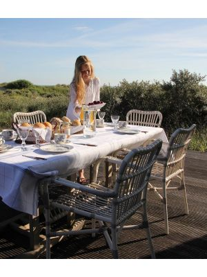 Vincent Sheppard Lucy Dining Armchair - Tuinstoel - Stapelbaar