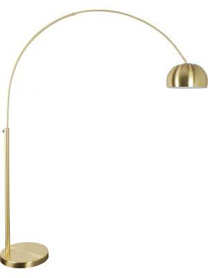 Zuiver Metal Bow Booglamp - H205 cm - Goud