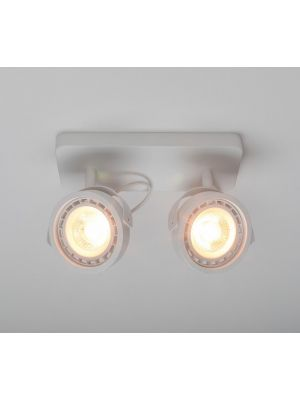 Zuiver Dice-2 Plafondspot - DTW Dim to Warm Dimbare LED - Wit
