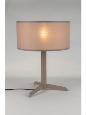 Zuiver Tafellamp Shelby - Taupe