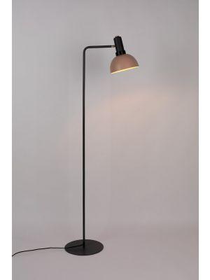Zuiver Charlie Vloerlamp 1-Lichts - Hoogte 158 cm - Metaal