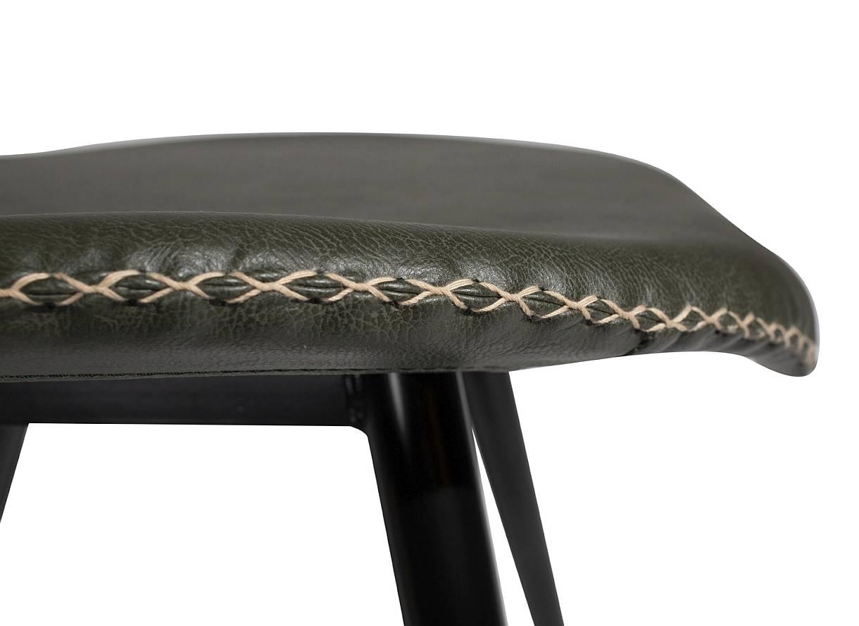Kunstleer Zwarte Dolphin Groen Set Dan Van 2 Form Stoel Ygfy7b6