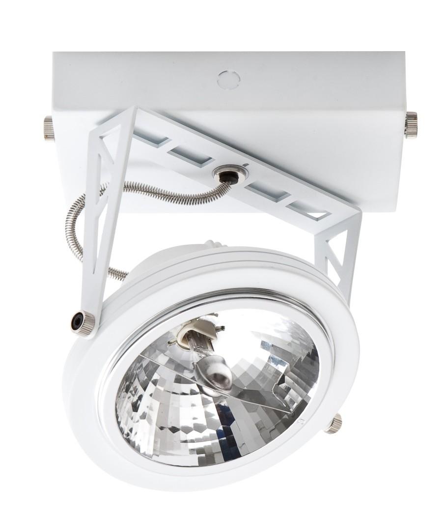 ETH Plafondspot Lofar 1-Lichts - Mat Wit