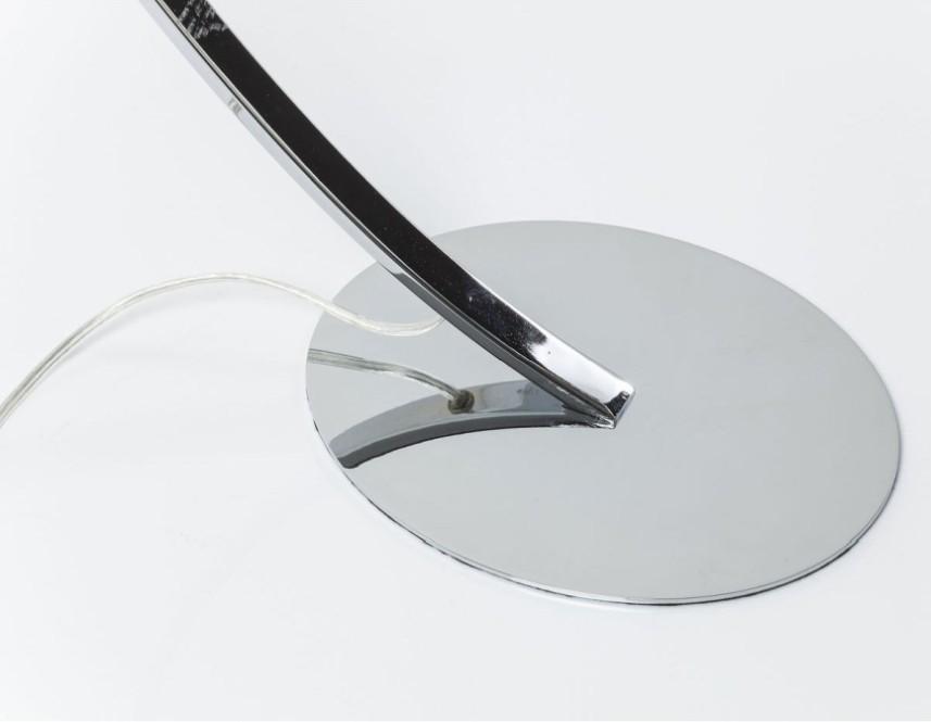 Kare Design Vloerlamp Codolo-LED 1-Lichts B61.5 X H151 Cm - Chroom