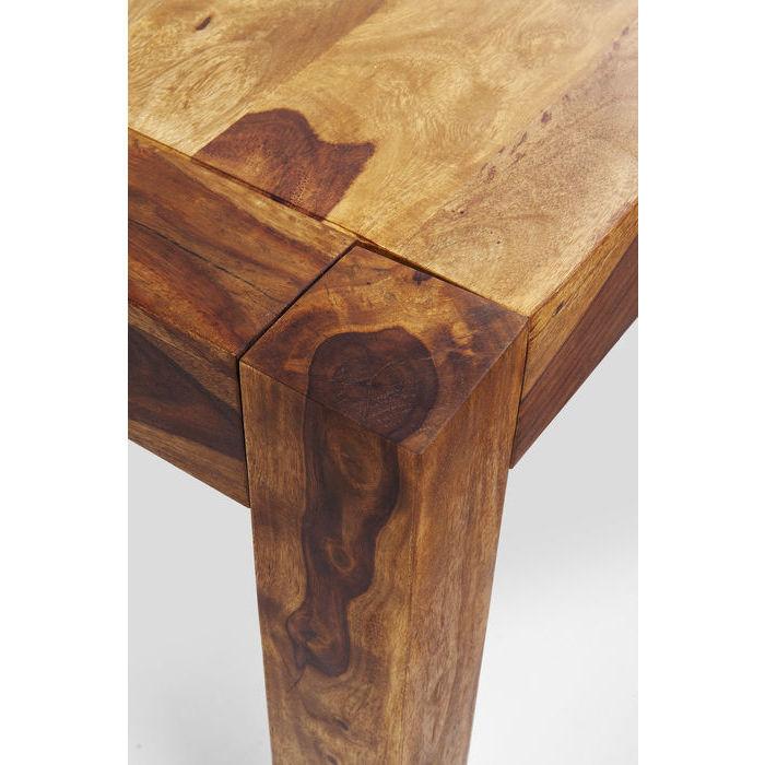 Kare Design - Authentico Eettafel - 200x100x75 - Sheesham Hout