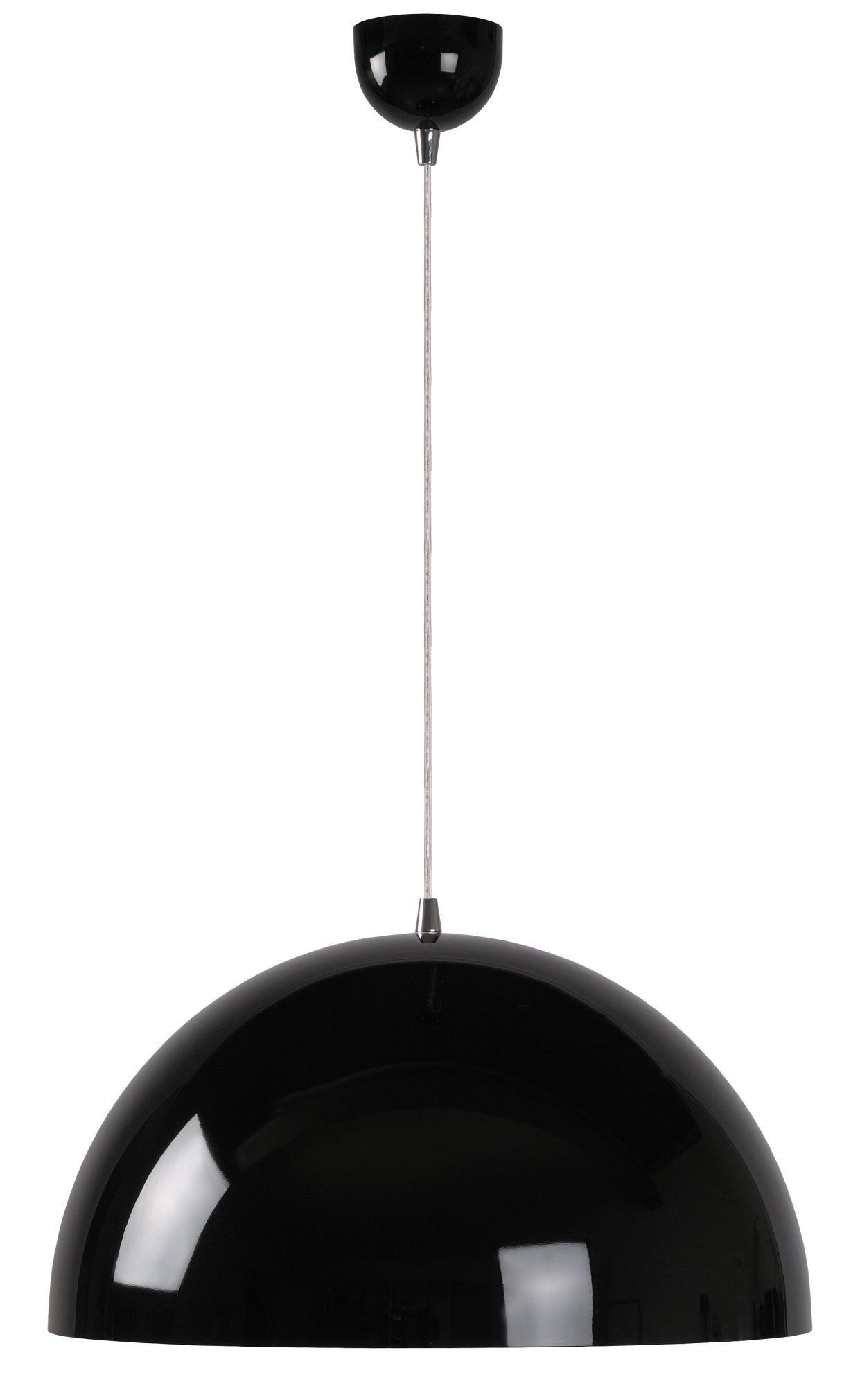 Lucide Hanglamp Riva -Ø50 Cm - Zwart