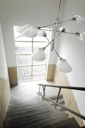 Linea Verdace Hanglamp Soeur Sourire -Ø120 Cm - Wit
