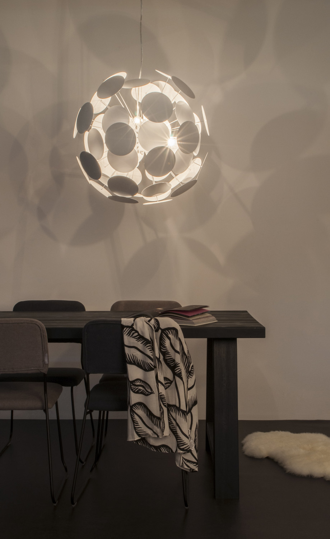 Zuiver Hanglamp Plenty Work - Wit