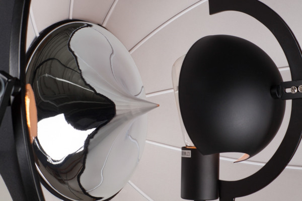 Linea Verdace Vloerlamp Studio - H190 Cm - Zwart