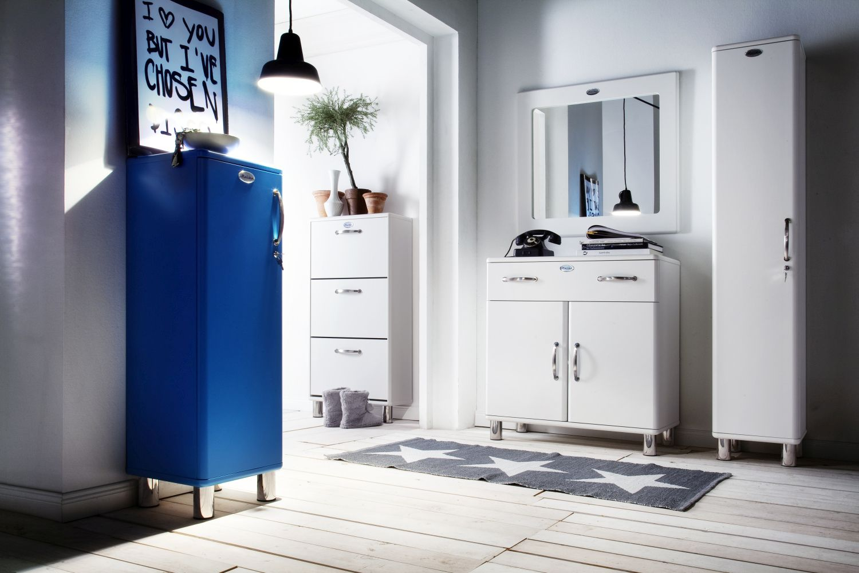 Malibu Kast Rood : Tenzo afsluitbare kast malibu deurs b d h ocean blue