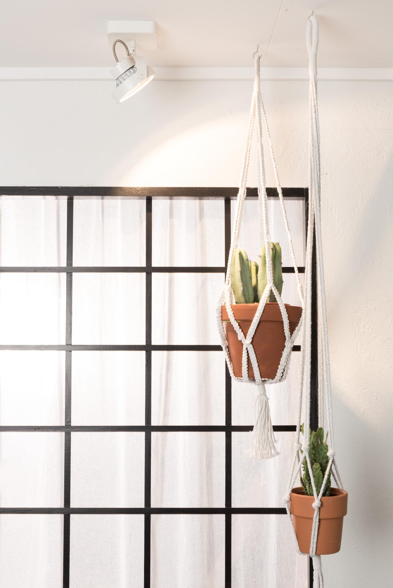 Zuiver Plafondspot Dice-1 - LED Dimbaar - Mat Wit