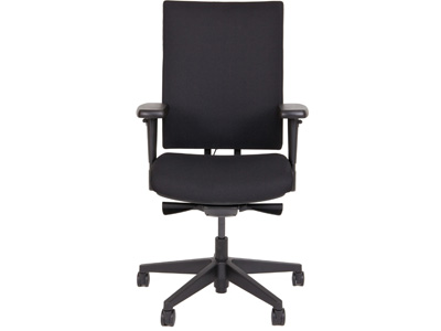 24Designs Bureaustoel Business Washington Comfort NPR1813 - Zwart