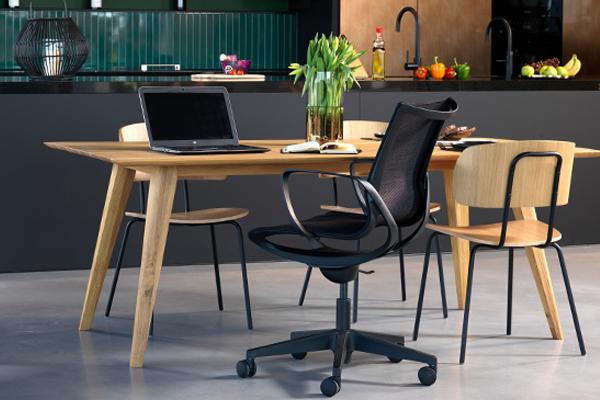 Thuiswerk-bureaustoelen