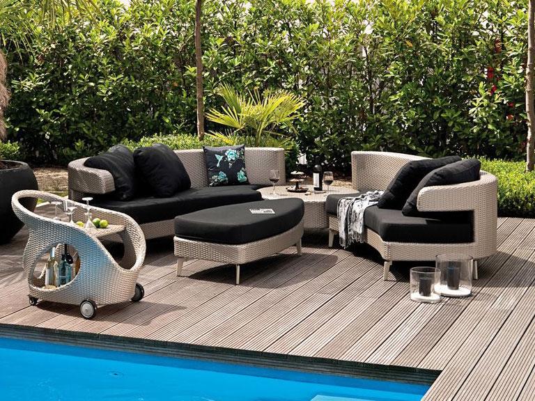 Luxe Loungeset Zwart.Loungeset Kopen Bestel Loungesets Bij Designonline24