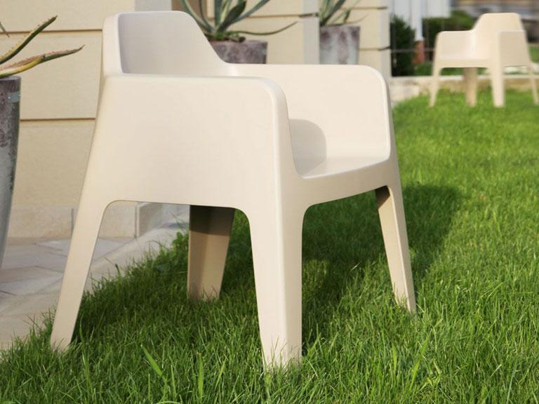 Tuin en terras stoelen