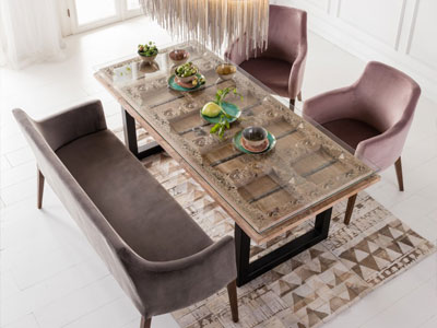 Kare Design tafels