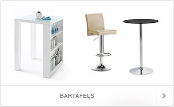 Bar tafels voor beurs, receptie en evenementen